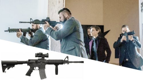 アレスの部下-M4A1