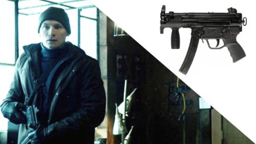 ヴィゴの部下-H&K MP5K